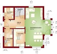 Solution 125 V2 Grundriss