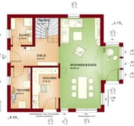 Solution 125 V4 - V5 Grundriss