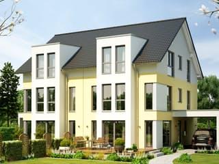 SOLUTION 126 XL V2 von Living Haus Außenansicht 1