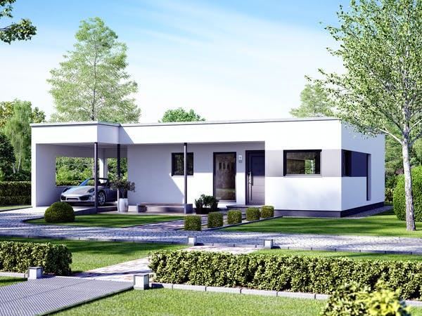Modernes Singlehaus