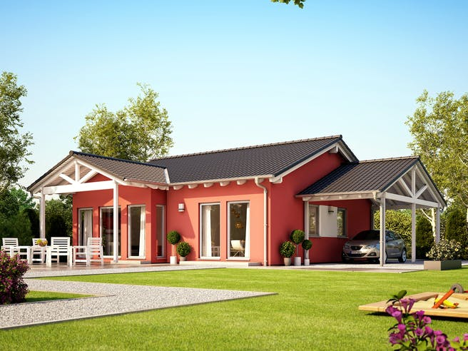 Häufig Ein Ferienhaus planen & bauen - Häuser & Infos | Fertighaus.de QL45