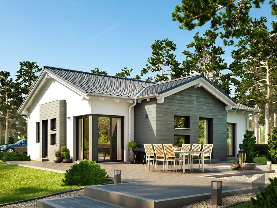 SOLUTION 87 V2 von Living Haus Außenansicht