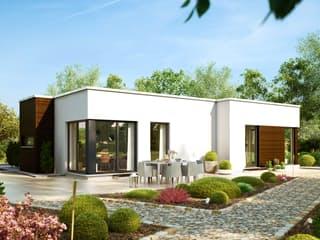SOLUTION 87 V7 von Living Haus Außenansicht 1