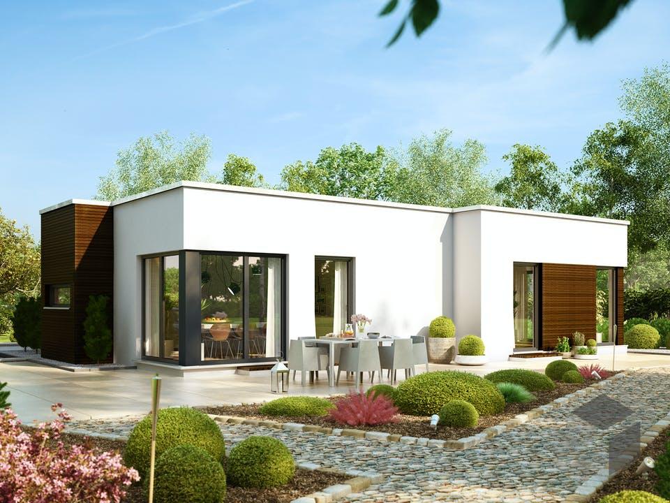 SOLUTION 87 V7 von Living Haus Außenansicht