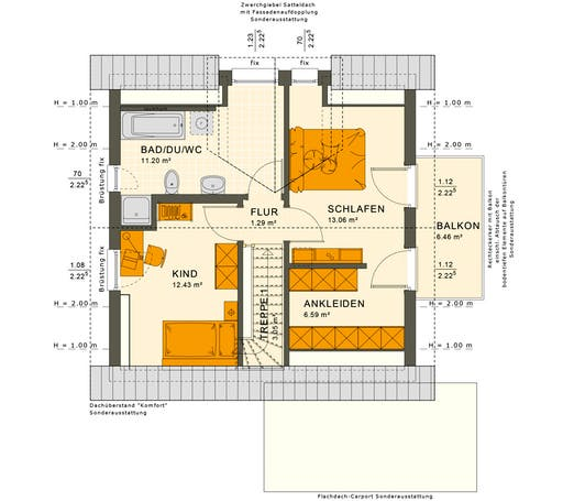 Solution 106 V2-V3 Floorplan 2