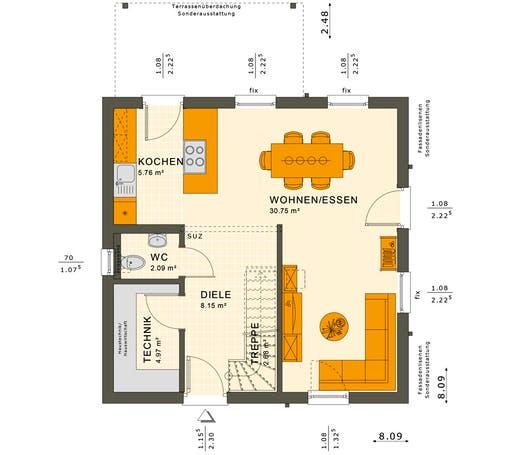 Solution 106 V2-V3 Floorplan 3