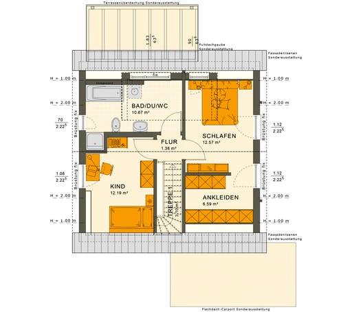 Solution 106 V2-V3 Floorplan 4