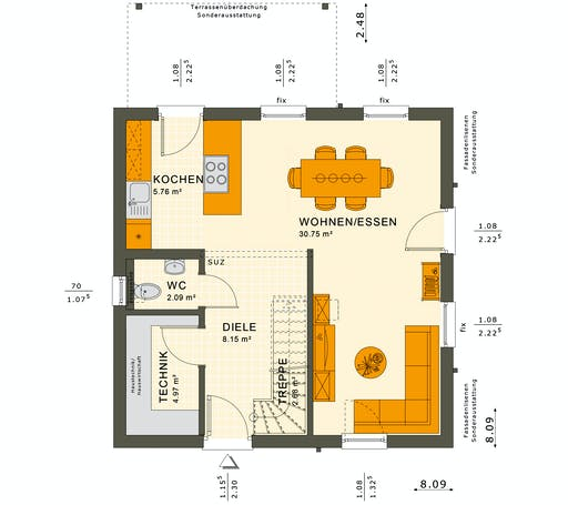 Solutions 106 V3 Floorplan 3