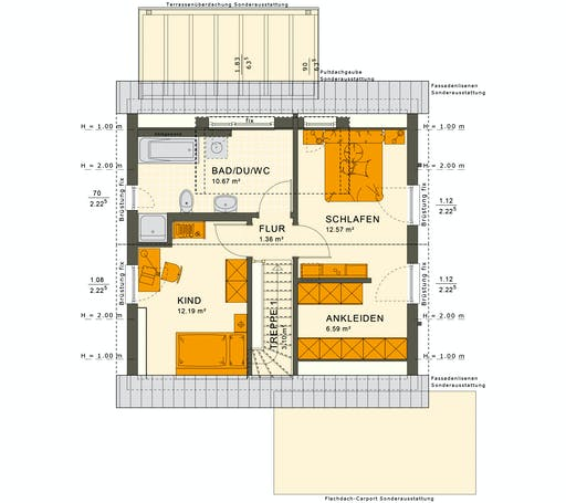 Solutions 106 V3 Floorplan 4
