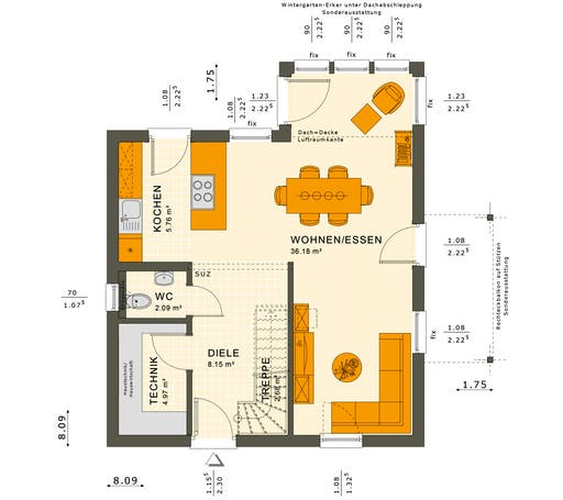Solution 106 V4-V5 Floorplan 3