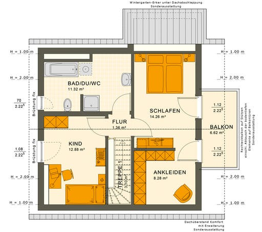 Solution 106 V4-V5 Floorplan 4