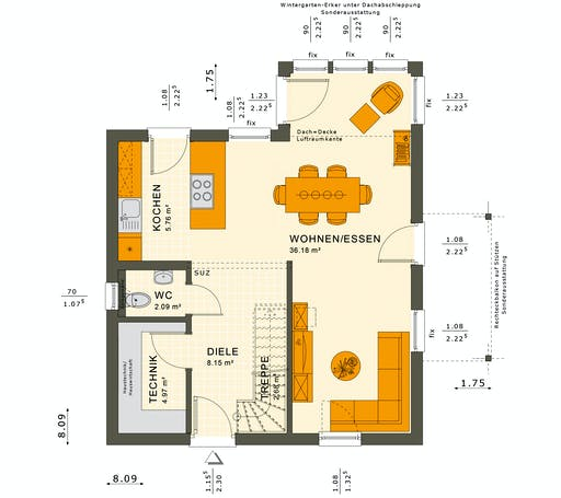 Solutions 106 V5 Floorplan 3