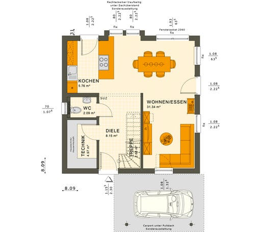 Solution 106 V6-V7 Floorplan 1