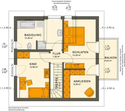 Solution 106 V6-V7 Floorplan 4
