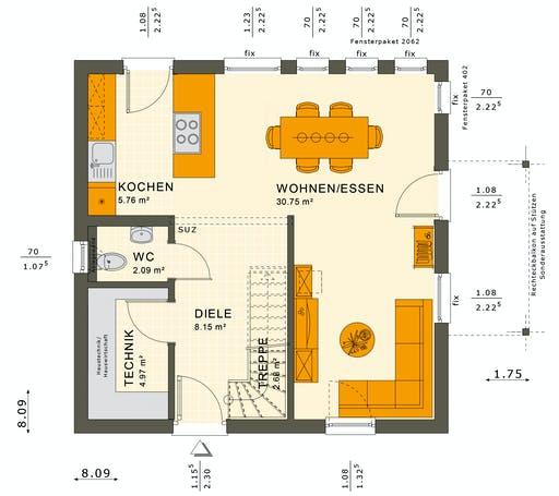 Solutions 106 V7 Floorplan 3