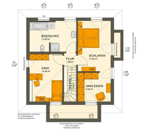 Solution 106 V8-V9 Floorplan 2