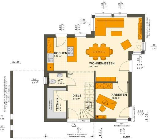 Solution 106 V8-V9 Floorplan 3