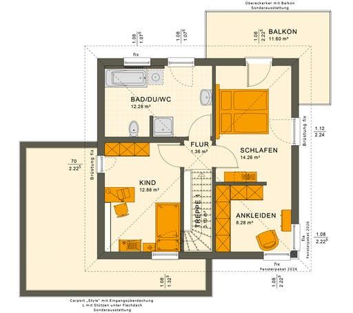 Solution 106 V8-V9 Floorplan 4