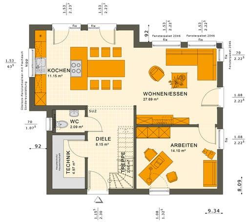 Solution 124 V10 Floorplan 1