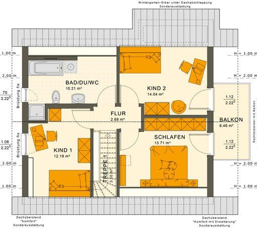 Solution 124 V2-V3 Floorplan 2