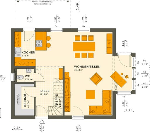 Solution 124 V2-V3 Floorplan 3