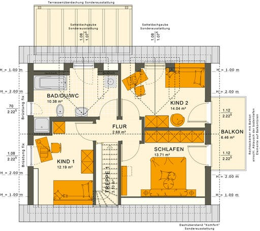 Solution 124 V2-V3 Floorplan 4