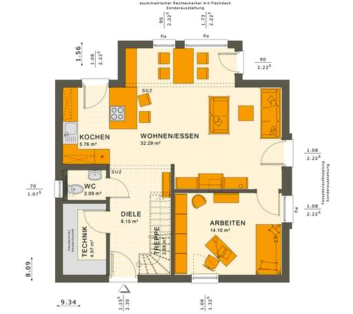 Solution 124 V6 Floorplan 1