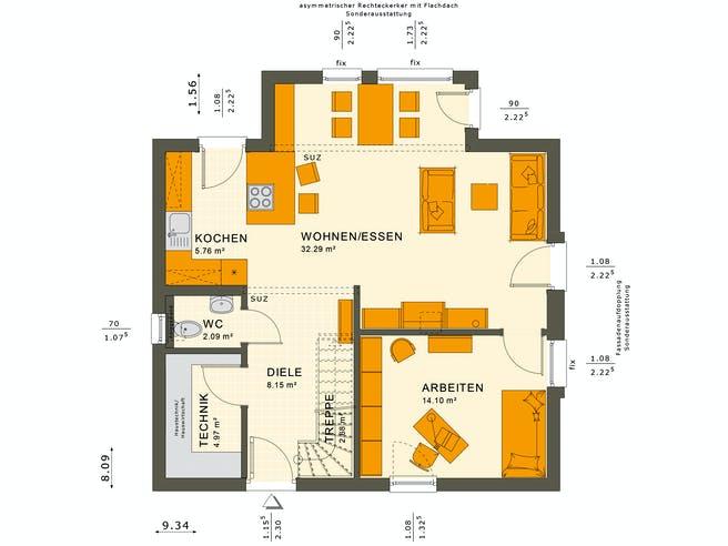 Solution 124 V6 Floorplan 1