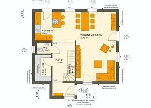 SOLUTION 124 V7 Grundriss