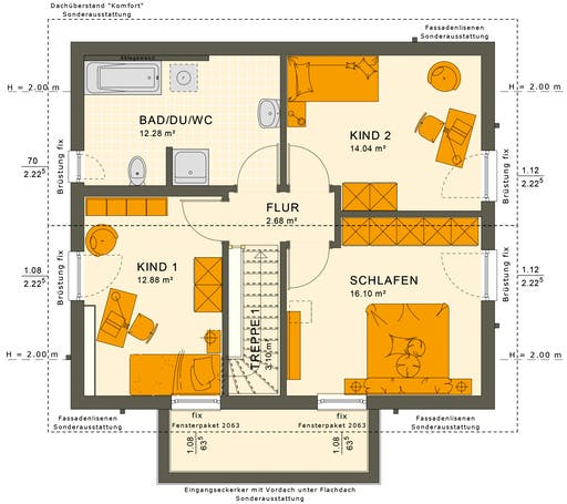 Solution 124 V7 Floorplan 2