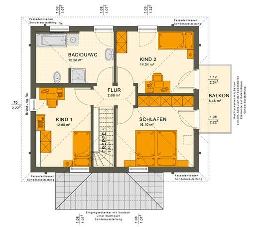 Solution 124 V8 Floorplan 2