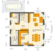 SOLUTION 125 V4 Grundriss