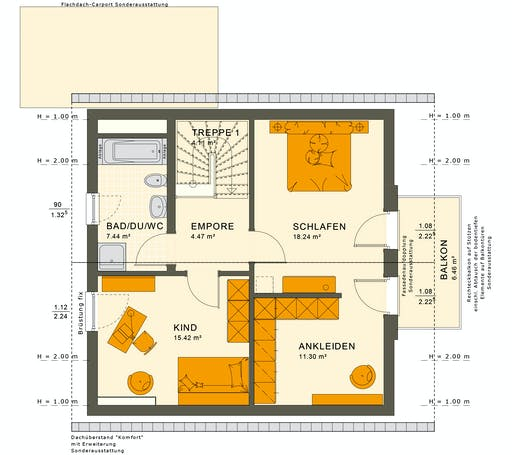 Solutions 125 V5 Floorplan 4