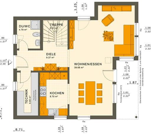 Solution 125 V8-V9 Floorplan 3