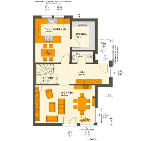 Solution 126 L V2 Floorplan 1