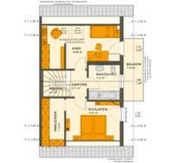 Solution 126 L V2 Grundriss