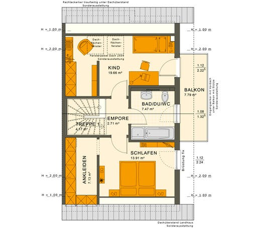 Solution 126 L V2 Floorplan 2