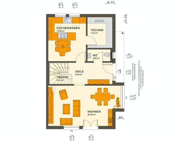 Solution 126 L V3 Floorplan 1