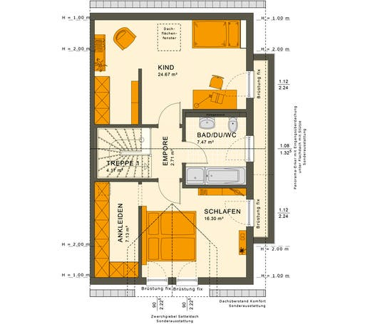 Solution 126 L V3 Floorplan 2