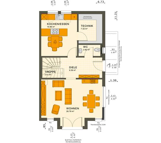 Solution 126 L V4 Floorplan 1