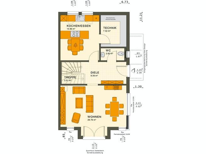 Solution 126 L V4 Floorplan 1