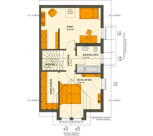 Solution 126 L V4 Floorplan 2