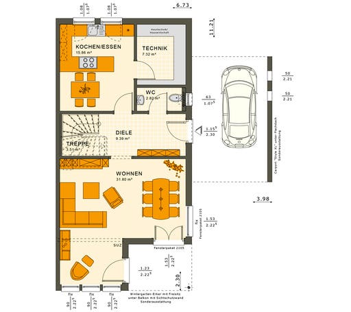 Solution 126 L V5 Floorplan 1