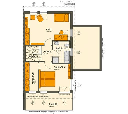 Solution 126 L V5 Floorplan 2