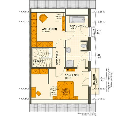 Solution 126 XL V2 Floorplan 3