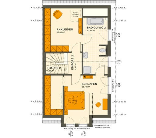 Solution 126 XL V3 Floorplan 3