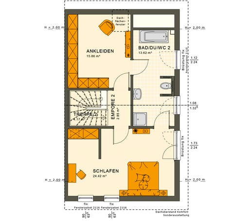 Solution 126 XL V4 Floorplan 3