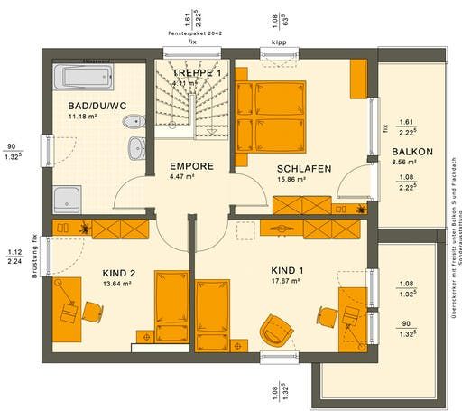 Solution 134 V10 Floorplan 2