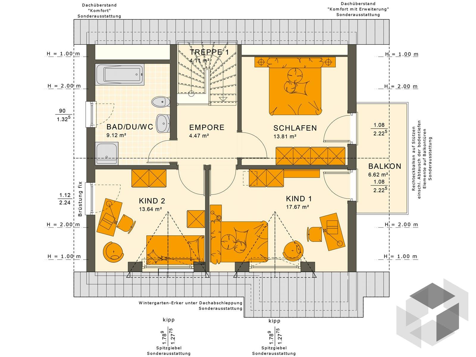 solution 134 v2 von living haus komplette daten bersicht. Black Bedroom Furniture Sets. Home Design Ideas