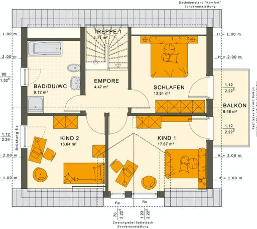 Solutions 134 V3 Floorplan 4